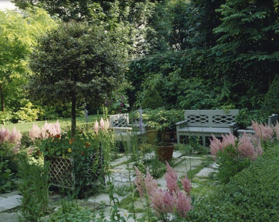 Louis benech architecte paysagiste jardinage s for Paysagistes paris